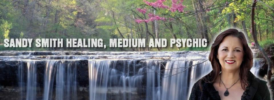 Sandy Smith Healing, Medium and Psychic
